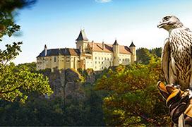 Rennaissanceschloss Rosenburg