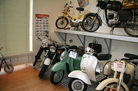 Motorrolldie Motorradmuseum